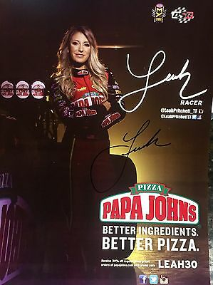 2017 NHRA Hero Card Signed Autographed Lot Of 9: Force, Pritchett , Brown, Hagan