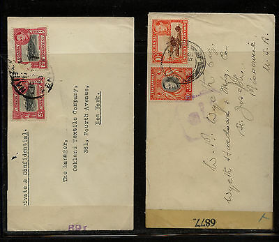 Kenya    2   censor  covers  , one double both to US        MS0312