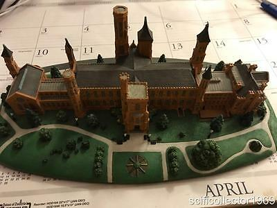 Smithsonian Castle by Danbury Mint Great Buildings of The U.S. Capital