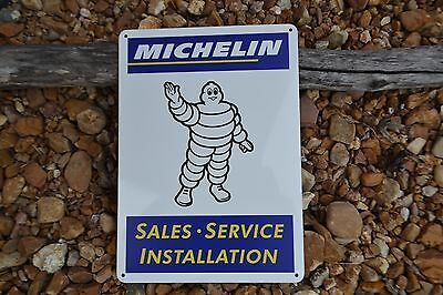 Michelin Man Sales Installation Service Tire Sign Advertising Logo Shop