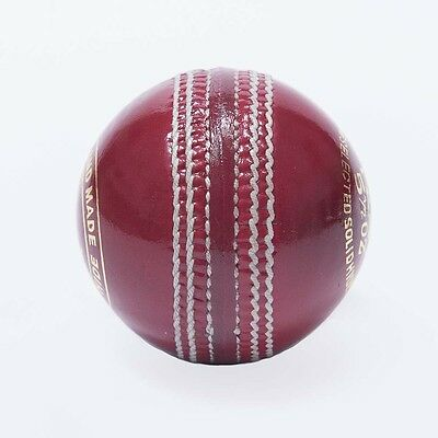 Cricket Hard Ball for Match and Training. Made of Hide. Quality Guaranteed