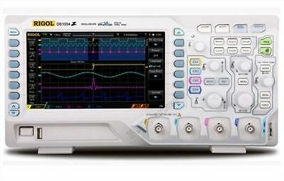 Rigol Ds1054z New 1Gs/S 50Mhz/4 Channels Oscilloscope G