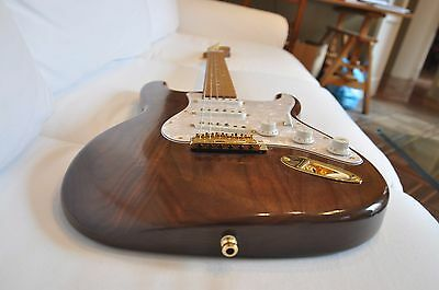 Custom made Stratocaster, top quality parts, new price.