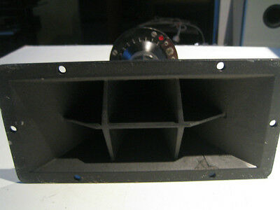 RCF 2545 Compression Driver With Horn