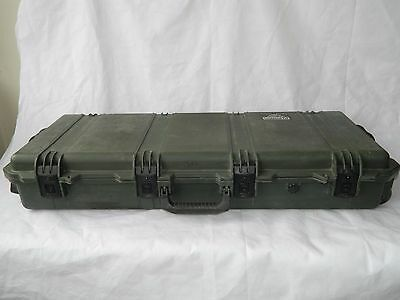 Genuine Peli Case Type IM3100 Green Rifle Case with Foam Inserts [TOS]