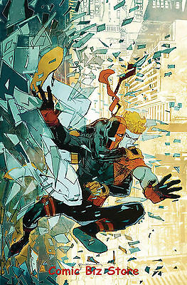 Deathstroke #18 (2017) 1St Printing Dc Universe Rebirth Bagged & Boarded