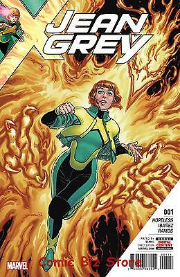 Jean Grey #1 (2017) 1St Printing Bagged & Boarded