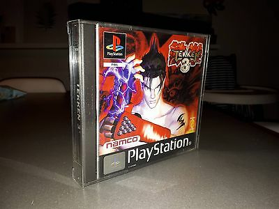10 x PS1 / Playstation - Game Cases / Protectors