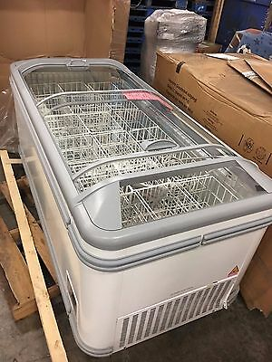 AHT Malta 185 Combination Chest Freezer and Chill NEW see details
