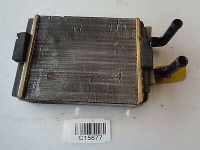 Opel Kadett C Bj.1978 Heating Cooler Cooler Heat Exchanger