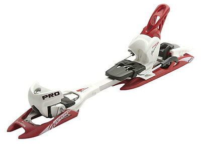 Diamir Freeride Pro 100mm Xl 13 14 330-365 mm White   Red Bindungen berg