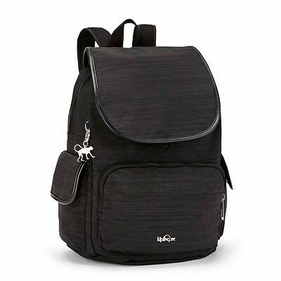 Kipling City Pack One Size Dazz Black Mochilas