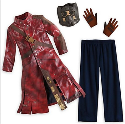 Disney Store Guardians of the Galaxy Star-Lord Costume Childs - Age 6