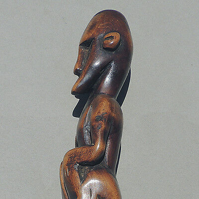 an old antique male traditional figure from indonesia #6