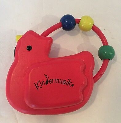 Kindermusik Bell Rattle Instrument Bird Infant