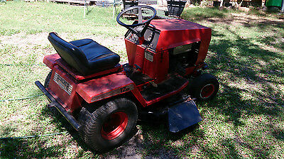 Rover Rancher 12 hp Ride On Mower