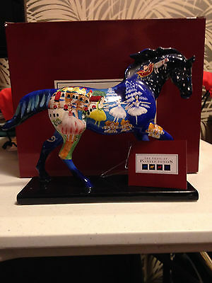 Trail of the Painted Ponies Nutcracker Pony No.12201 2E