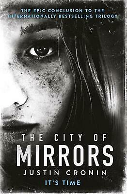 City of Mirrors by Justin Cronin Paperback Book Free Shipping!