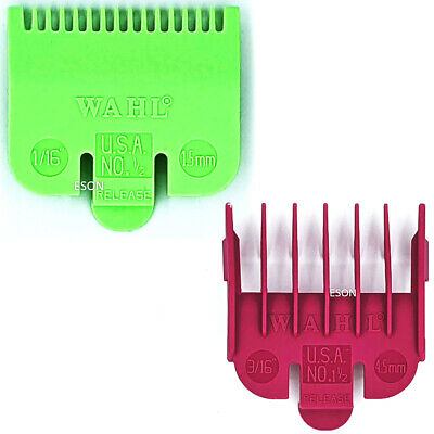 Wahl Clipper Attachment Grade 0.5 & Grade 1.5