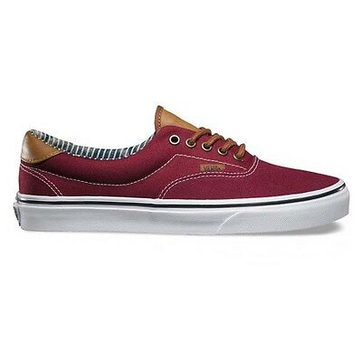 Vans Shoes Era 59 Port Royale/Stripe Denim Size 9