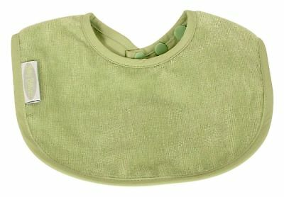 Silly Billyz Organic Baby's First Bib - Sage Free Shipping!