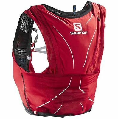 356326 - Trail Running Rucksack Trinkrucksack Salomon ADVANCED SKIN 12 SET