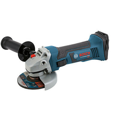 Bosch CAG180B 4.5-in 18V Cordless Angle Grinder (Bare Tool) **Made in Germany**