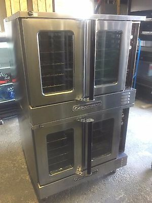 SouthBend SilverStar series Double Stack Electric Convection Oven Mod: SLES/20SC