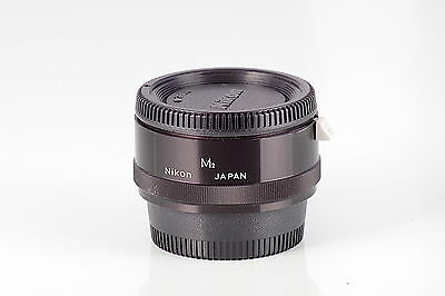 NIKON M2 27,5mm M-2 EXTENSION TUBE MACRO ORIGINAL NEAR MINT  GARANTIZADO