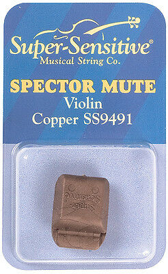 Super Sensitive Spector-Mute for Violin