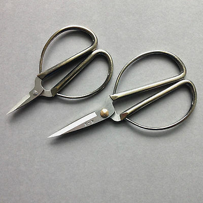 Traditional design - emboidery + craft, sharp steel scissors - 2 sizes.