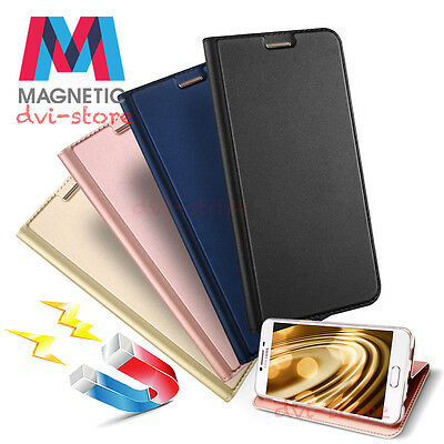 Custodia Cover Slim Luxury A Libro Portafoglio Flip Cover Stand Case Interno Tpu