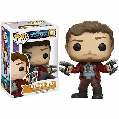 Funko Movies Guardians Of The Galaxy 2 Star-Lord Action Figure