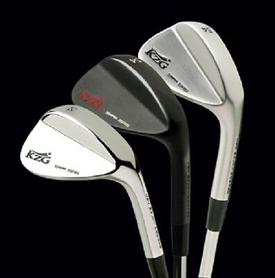 """KZG Sniper SRS Forged Wedge 52*Head Only """"Satin""""  ***NEW***"""