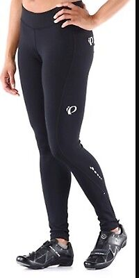 Pearl Izumi Women XL Polyester Padded Cycling Tights & Pants