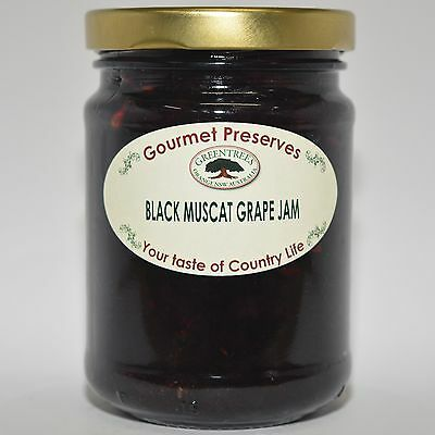 Black Muscet Grape Jam