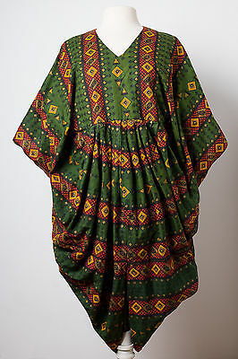 Vintage One Size Koco Collection Dashiki Style Dress African Afrocentric XL