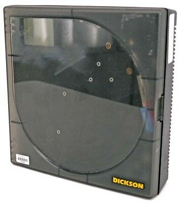 "Dickson TH803 -20 to +120F 8"" Chart Temperature & Humidity Recorder"