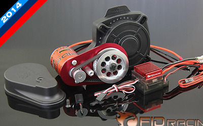 FID SS Remote Control Electric Starter for Losi 5ive dbxl Baja 5B 5T