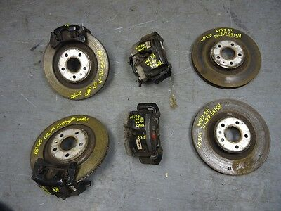 *audi S5 4.2 Fsi 2008-2012 Complete Set Brake Calipers & Carriers & Discs Pads
