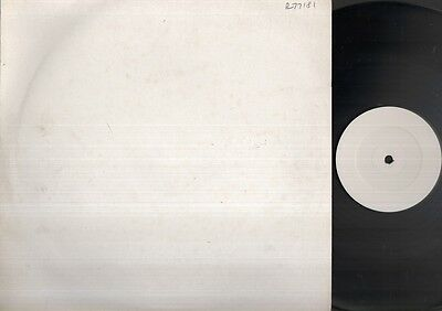 "THE SMITHS Shakespeare's Sister 12"" Orig 1985 White Label Test Pressing Vinyl 12"