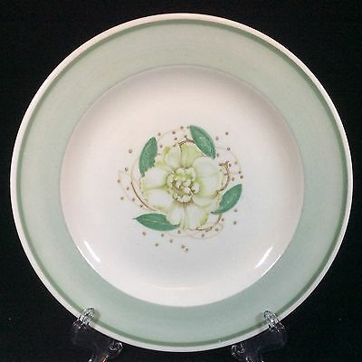 Susie Cooper - side plates Gardenia 2405 Pattern 1950 - 1964, 6.75 inches