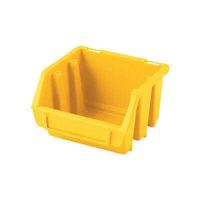 Matlock Mtl1 Hd Plastic Storage Bin Yellow