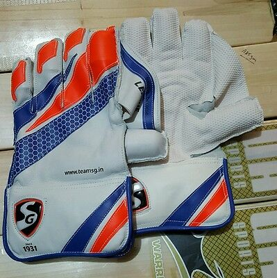 SG League Cricket Wicket Keeping Glove BRAND NEW Mens Size