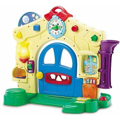 Fisher Price Learning Home Activity House Playset