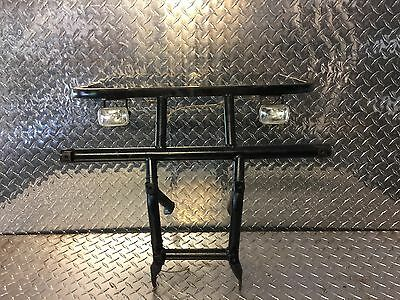 Polaris Sportsman 90 front bumper guard rack