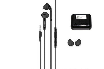 Original Samsung Galaxy EG-EO920 BB Headset S6 S7 S8 Edge Note 3 4 Earphone OVP