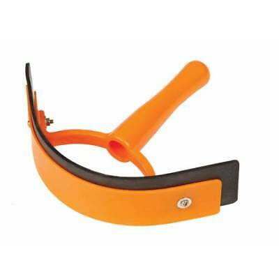 Roma Brights Sweat Scraper Durable Plastic with Soft Rubber Edge Horse Grooming