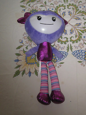 "Brightlings Interactive Singing Talking 15"" Plush Wiggles By Spinner Toy"
