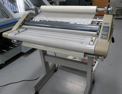 "GBC Discovery 80 31"" Roll Laminator Lamination + Stand Warranty – Seal Ledco D&K"